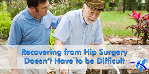 Learn how Homepro Medical Supplies can help you recover from  hip surgery.