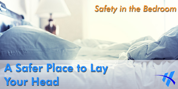 Bed assists can help you get into and out of bed safer