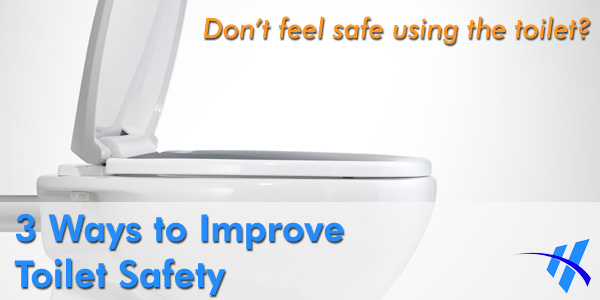 Tips to help improve toilet safety
