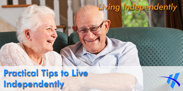Tips for living independently